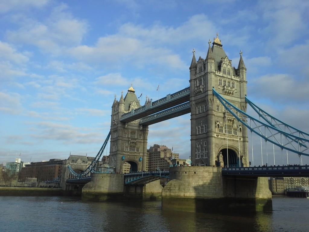 Londen Bridge, Engeland