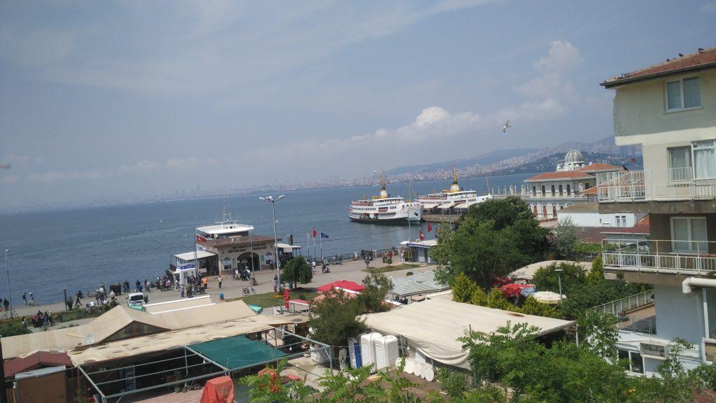 Prinseneilanden Istanbul