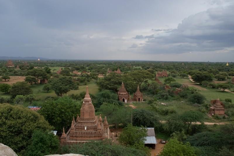Tempels van Bagan