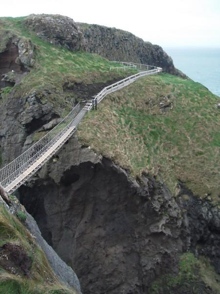 Rope Bridge Noord-Ierland