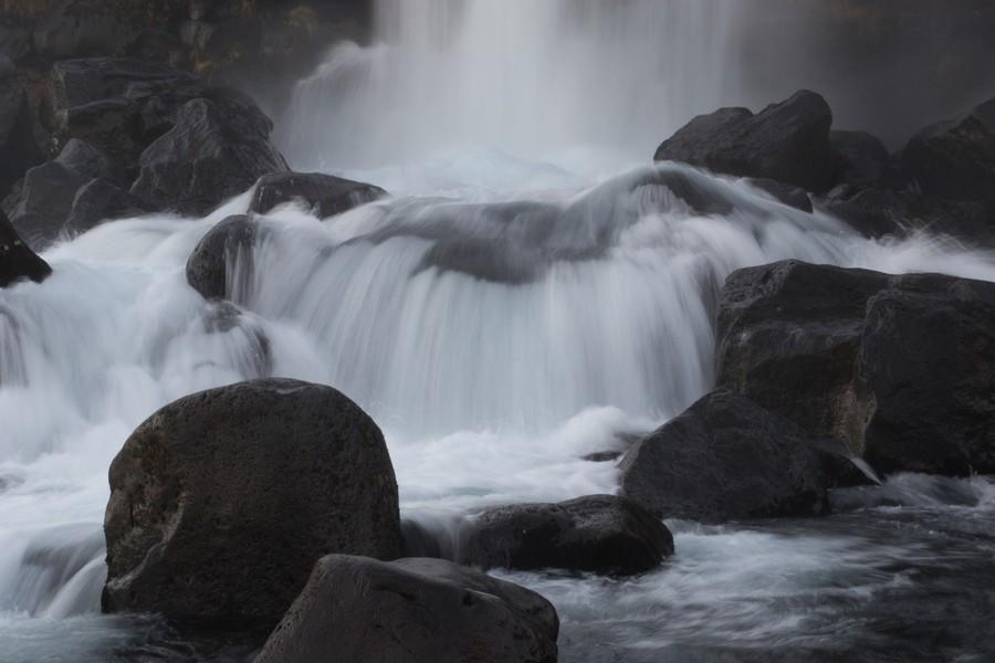 Thingvellir waterval
