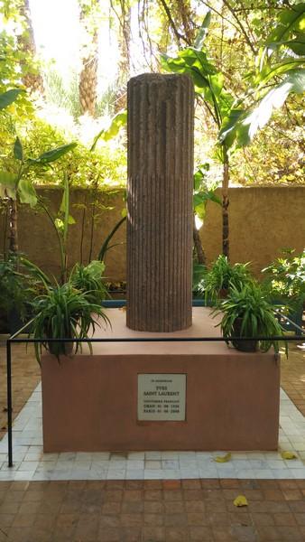 Botanische tuinen Marrakech