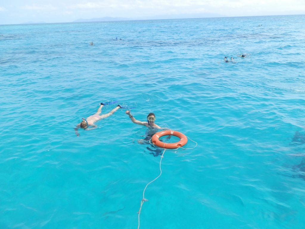 Grootste koraalrif ter wereld