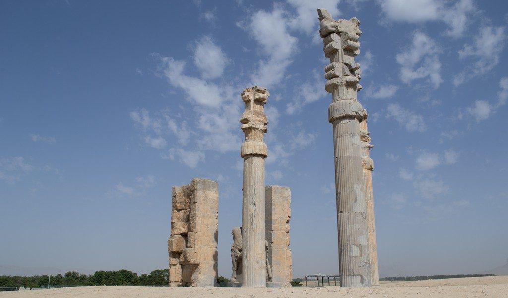 Ruïnestad Persepolis