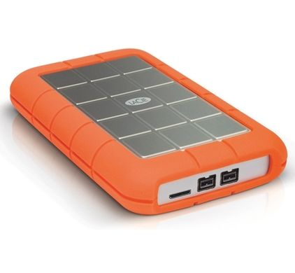 Lacie Rugged harde schijf