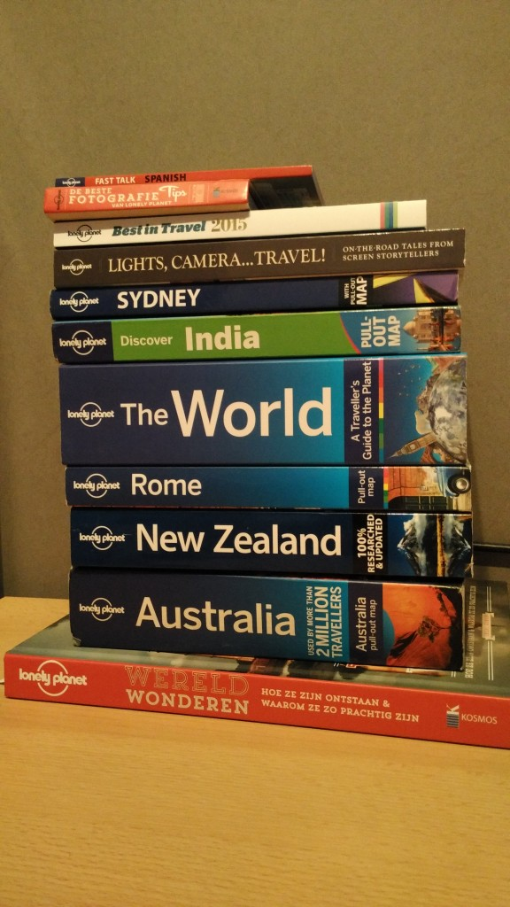 Lonely Planet reisgids