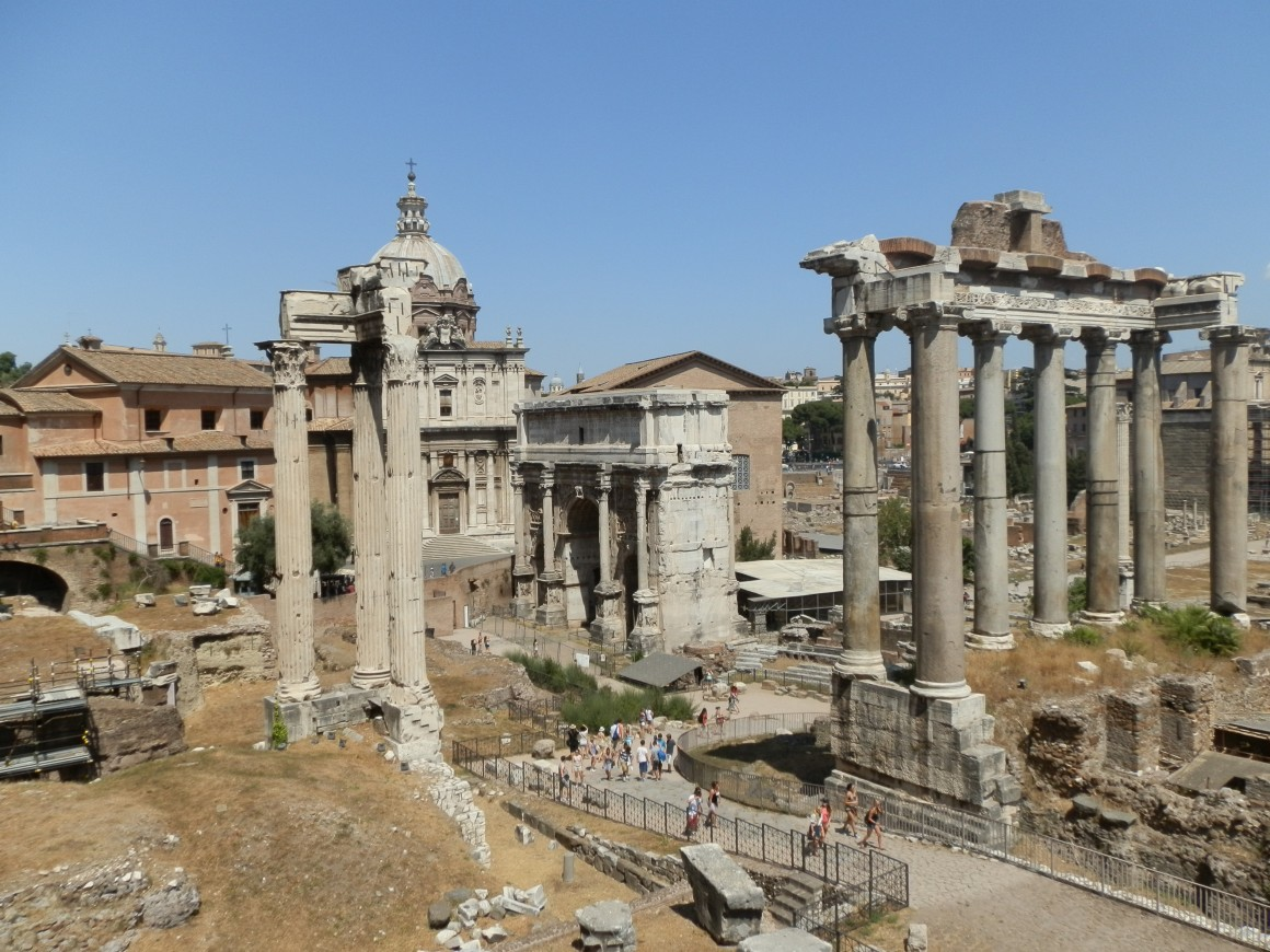 Stedentrip Roma
