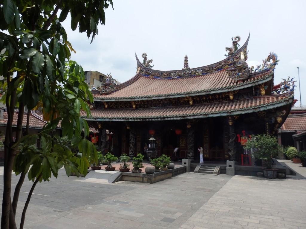 Tempel Taipei