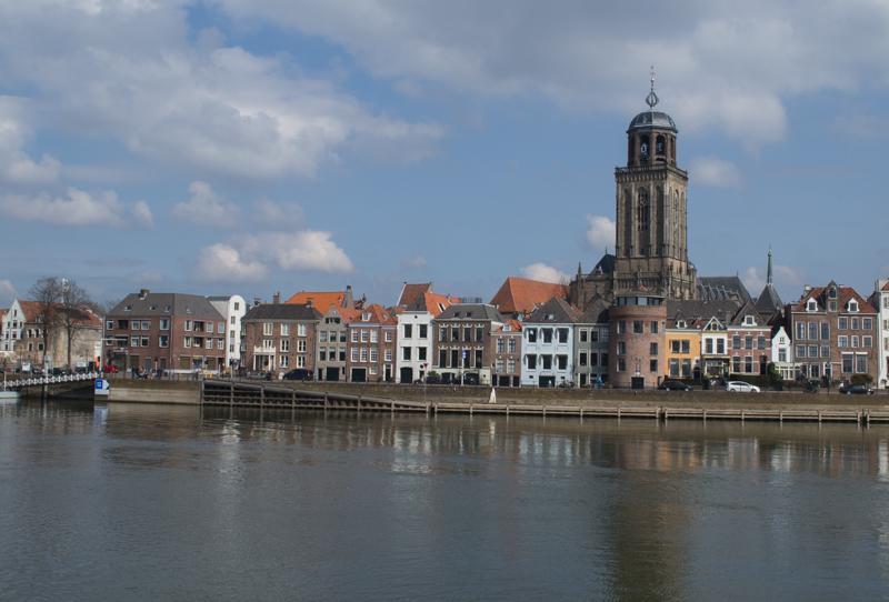 Toren Grote Deventer