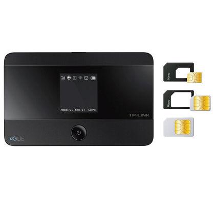 Mi-Fi router