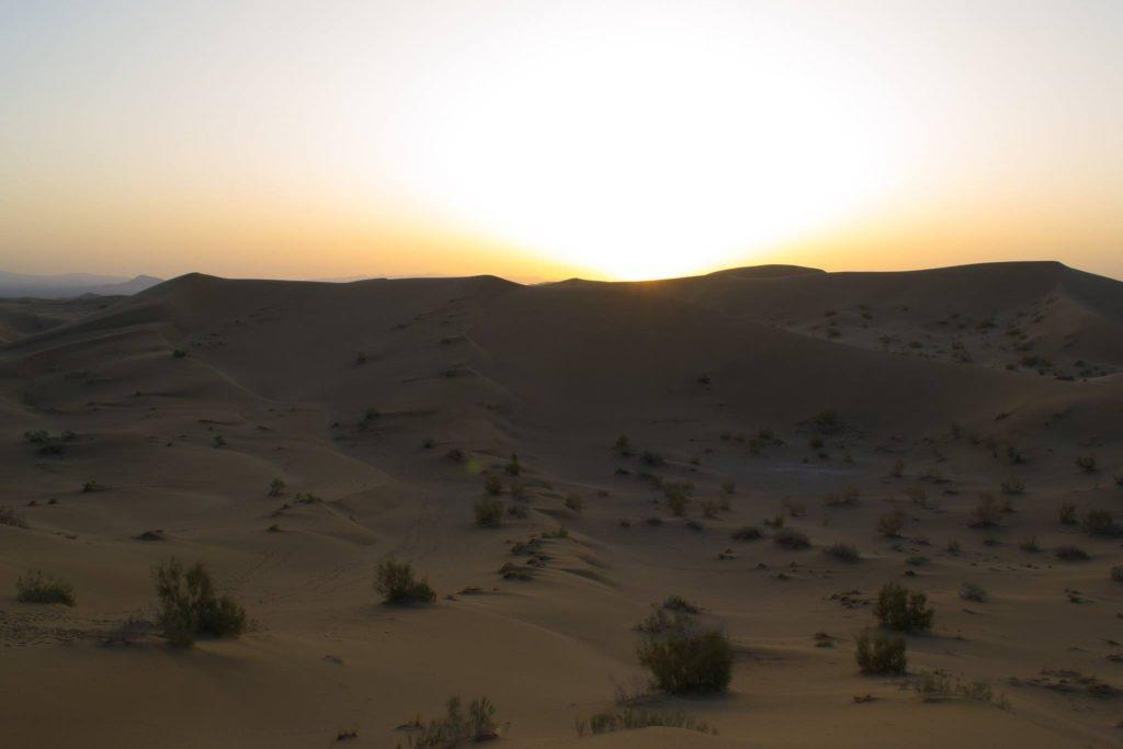 Varzaneh Woestijn