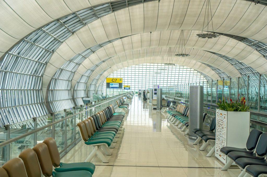 Vliegveld Bangkok
