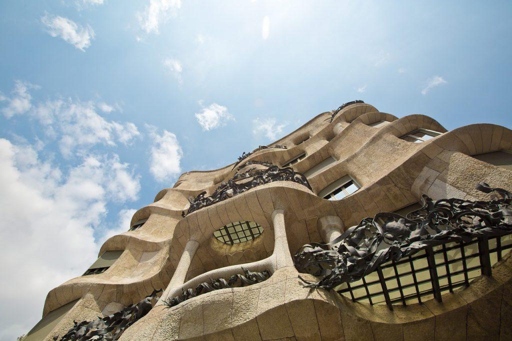 Bouwwerken Barcelona