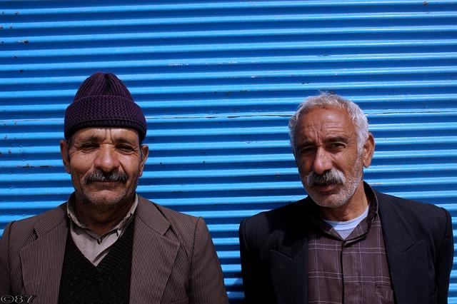 Mannen Iran