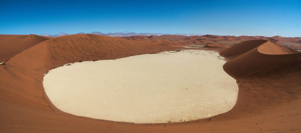 Namibië deadvlei Afrika