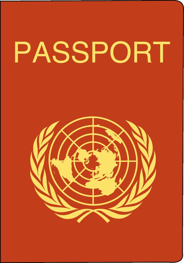 Passpoort visum
